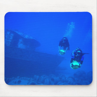 St. Anthony's Wreck mousepad