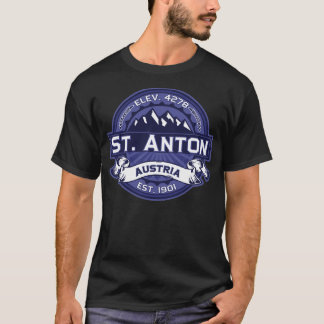 St. Anton Logo Midnight T-Shirt