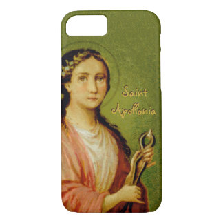 St. Apollonia (BLA 001) Barely There iPhone 8/7 Case