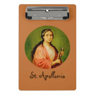 St. Apollonia (BLA 001) Mini Clipboard