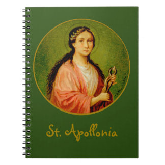 St. Apollonia (BLA 001) Notebook