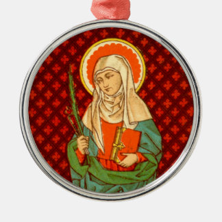 St. Apollonia (VVP 001) Metal Ornament