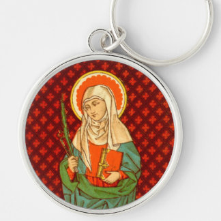 St. Apollonia (VVP 001) Premium Metal Key Ring