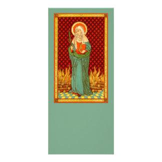 St. Apollonia (VVP 001) Rack Card #2