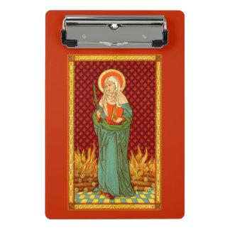 St. Apollonia (VVP 001) (Style #2) Mini Clipboard
