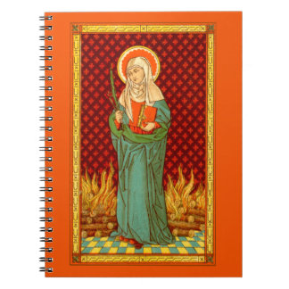 St. Apollonia (VVP 001) (Style #2) Notebooks