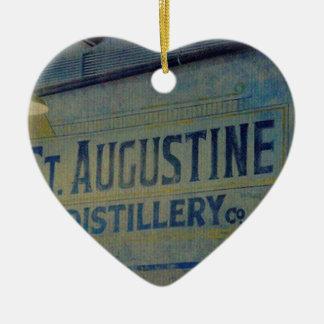 St. Augustine Distillery Christmas Tree Ornament