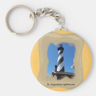 St. Augustine Lighthouse Key Ring