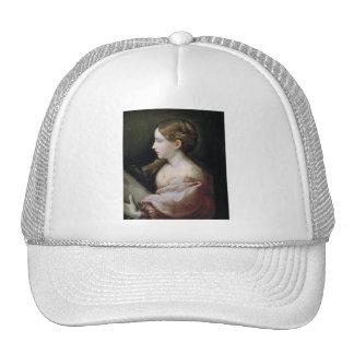 'St. Barbara' Mesh Hats