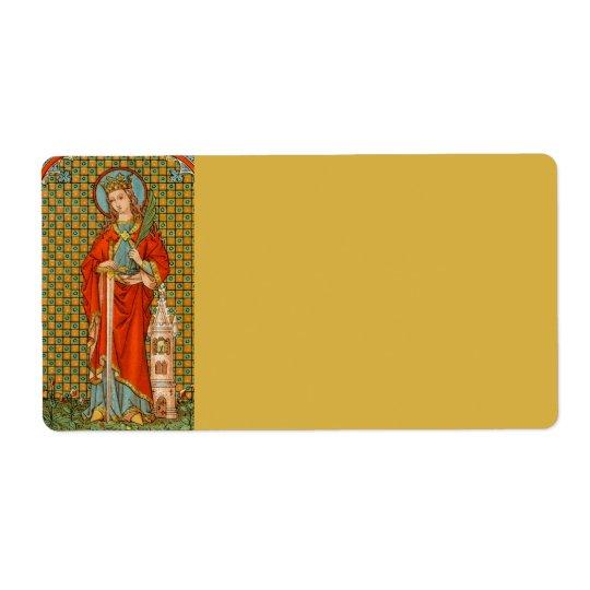 St. Barbara (JP 01)