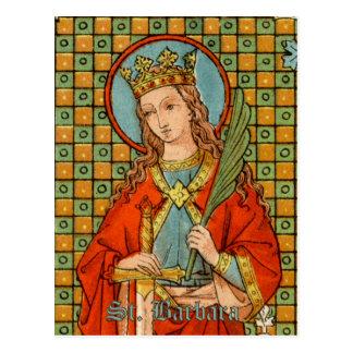 St. Barbara (JP 01) Postcard #1