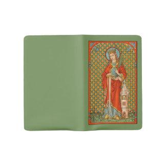 St. Barbara (JP 01) (Style #2) Large Moleskine Notebook