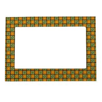 St. Barbara's Squares (JP 01) Magnetic Frame