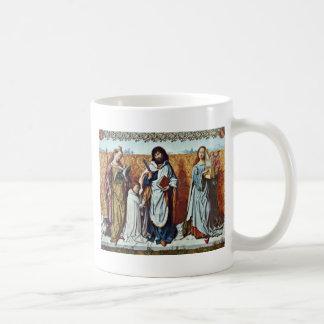 St. Bartholomew And The Founder Of Between Saint A Mug