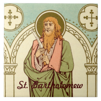 St. Bartholomew the Apostle (RLS 03) Tile