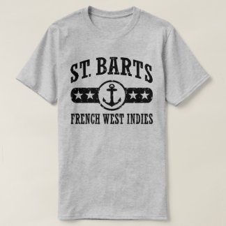 St. Barts French West Indies T-Shirt