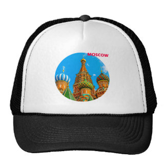 St. Basil's cathedral Cap