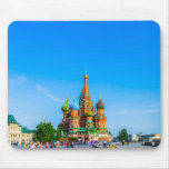 St. Basil's cathedral Mouse Pad