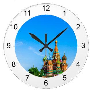 St. Basil's cathedral Wall Clocks