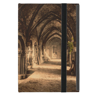 St Bavon Abbey Cloister, Ghent, Belgium Cover For iPad Mini
