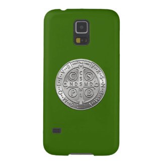 St Benedict Cross Medal Case For Galaxy S5