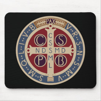 St. Benedict Medal Mousepad