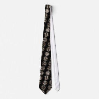 St. Benedict Medal Tie