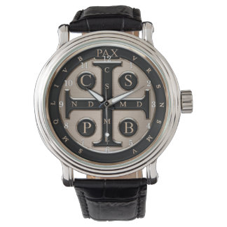 St. Benedict Medal Watch