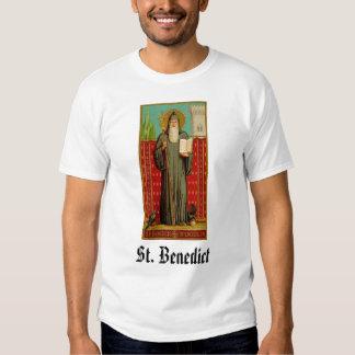 St. Benedict, St. Benedict T Shirt