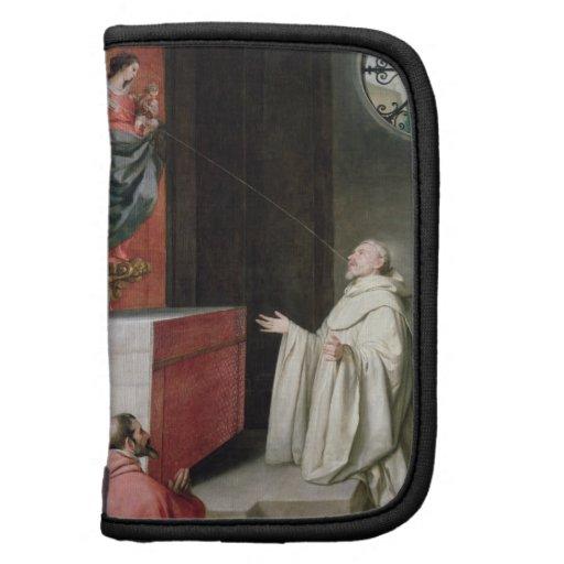 St. Bernard and the Virgin Planner