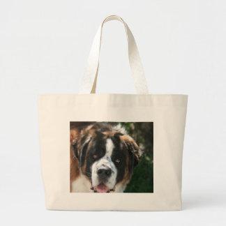 St. Bernard Canvas Bags