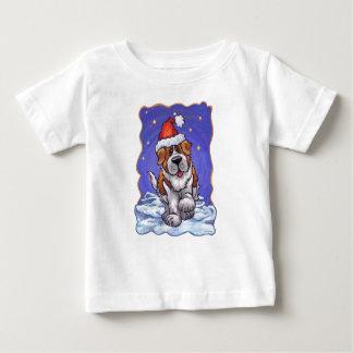 St. Bernard Christmas Shirt