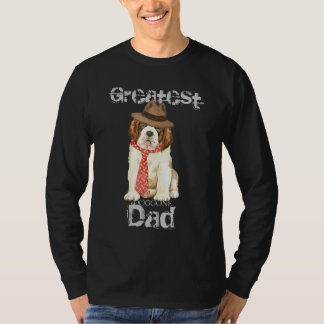 St. Bernard Dad T-Shirt