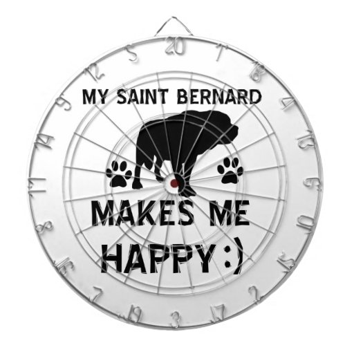 St Bernard gift items Dart Boards