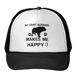 St Bernard gift items Hats