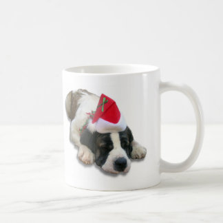 St. Bernard Holiday Mug