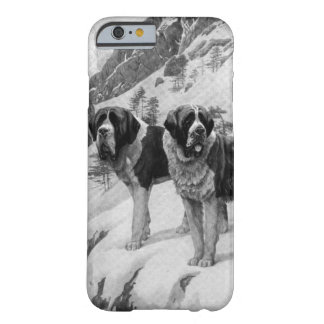 St. Bernard iPhone 6 case Barely There iPhone 6 Case