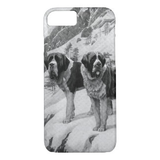 St. Bernard iPhone 7 case