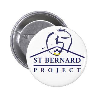 St. Bernard Project Button