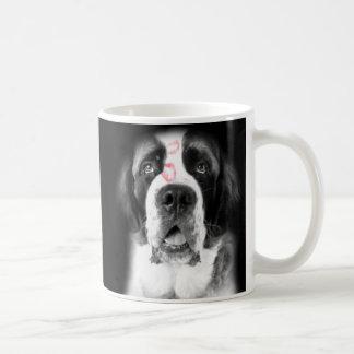 ST. BERNARD WEIM LOVE COFFEE MUG