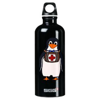 St Bernard's Penguin SIGG Traveller 0.6L Water Bottle