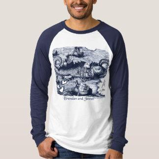 st brendan voyage tee shirt