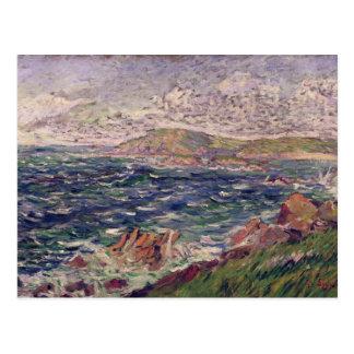 St. Briac, 1885 (oil on canvas) Postcard