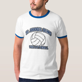 St. Bridget Bears Volleyball T-Shirt