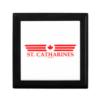 ST. CATHARINES GIFT BOX