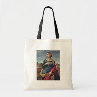 St. Catherine Of Alexandria By Raffael
