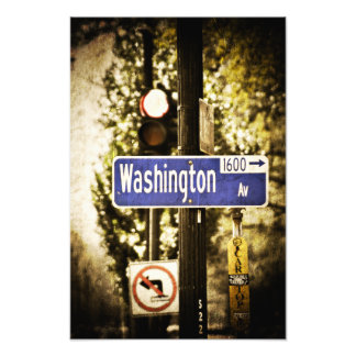 St Charles Avenue Street Signs Photo Art