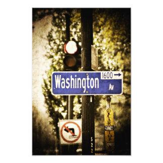St Charles Avenue Street Signs Photo Art