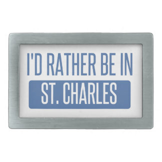 St. Charles Belt Buckle