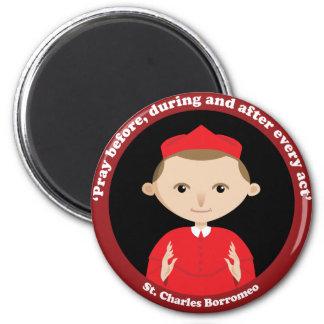 St. Charles Borromeo Magnet
